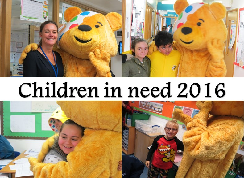 Pudsey Children in Nee...
